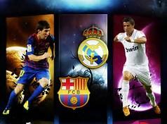 Messi vs Ronaldo 2013