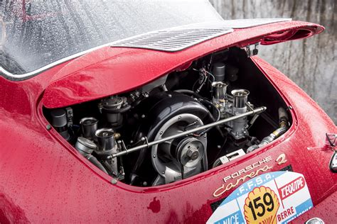 automotive motor 1963 porsche t6b 356 carrera 2 gt