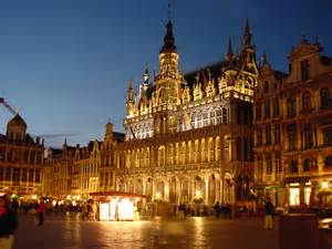 Top 10 places to visit in brussels