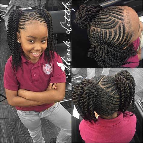 hairby minklittle 1225 best little black girls hair images on pinterest
