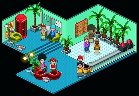 gabbo hotel habbo free social mmo cheats review
