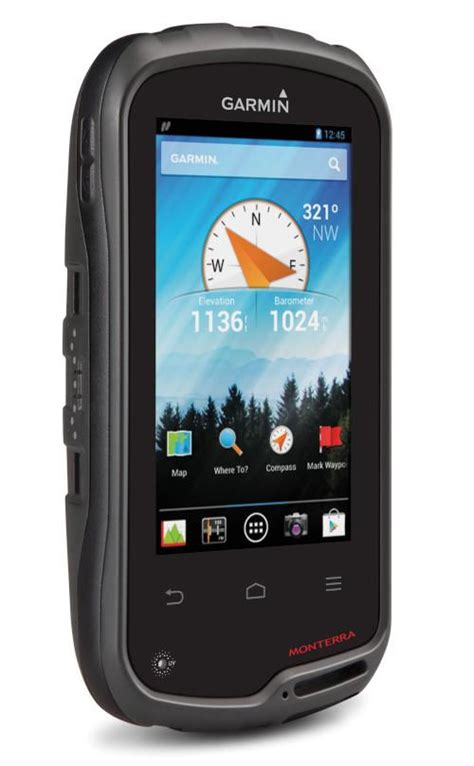 garmin android garmin monterra android outdoor navi gps news