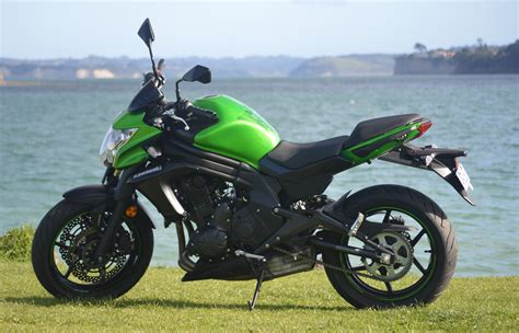 Kawasaki Ride On by Ride On Kawasaki Er6 N Lams 187 Ride Forever