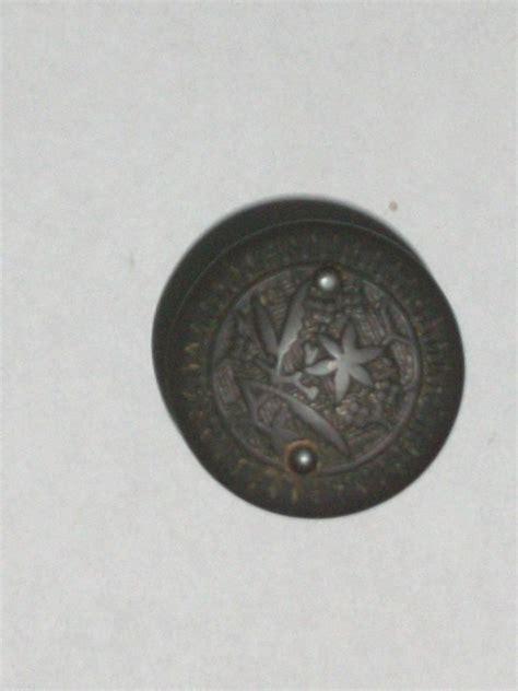 Black Iron Door Knobs by Antique Eastlake Black Iron Door Knob Set 59
