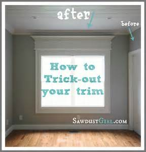 How to trick out your trim molding in 5 easy steps images frompo