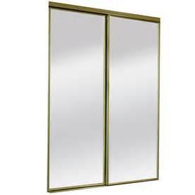 Sliding door mirror closet sliding doors lowes