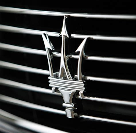 maserati grill maserati related emblems cartype