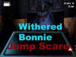 Fnaf 2 withered bonnie five nights at freddy s 2 withered bonnie