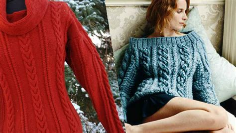 Top 5 Free Aran Knitting Patterns For Jumpers
