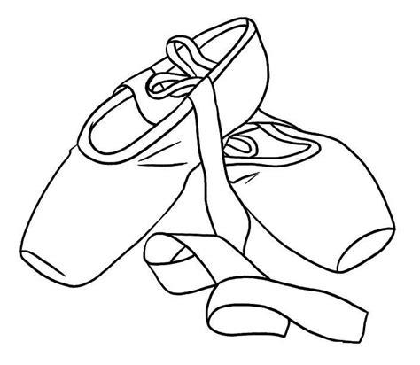 princess ballet shoes coloring page ballet party