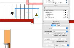sketchup layout yellow triangle warning triangles in lo layout sketchup community