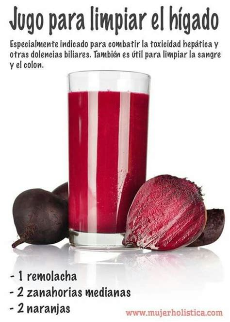 alimentos naturales para desintoxicar el higado jugo para desintoxicar el higado tips saludables