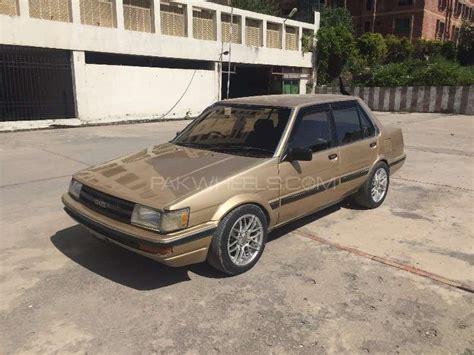 1986 model toyota corolla toyota corolla dx saloon 1986 for sale in peshawar pakwheels