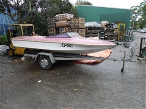 speed boat length swift craft speed boat fibreglass hull approx length 4