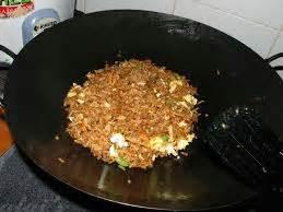 membuat nasi goreng teri medan resep nasi goreng teri medan praktis dan simple detiklife