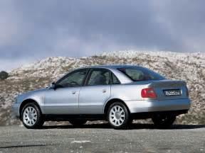 Audi A4 2000 Audi A4 Specs 1994 1995 1996 1997 1998 1999 2000