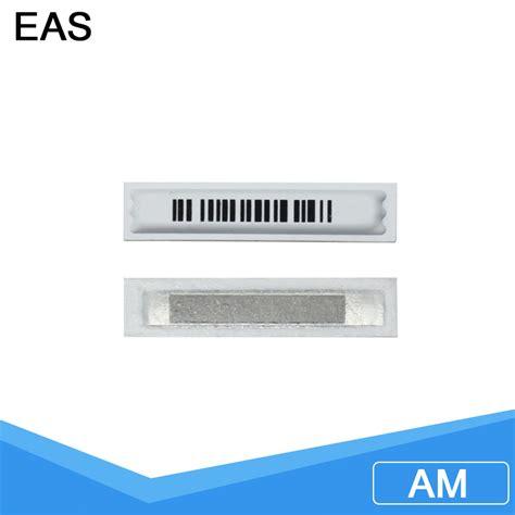 Alarm Security Eas 1000pcs store anti theft eas 8 2mhz security tag soft label tvoya strahovka ru