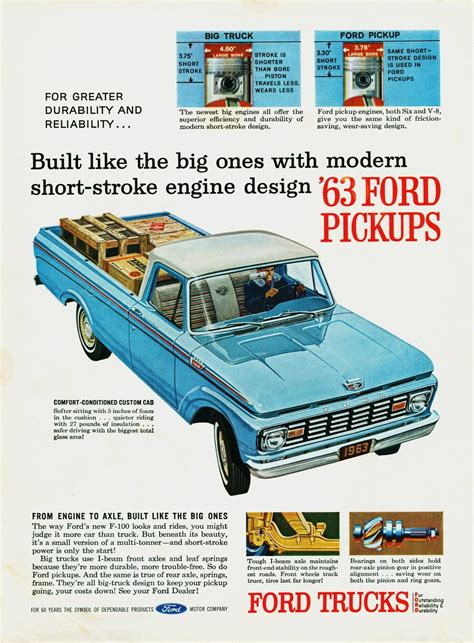 1963 ford truck parts catalog ford auto parts catalog