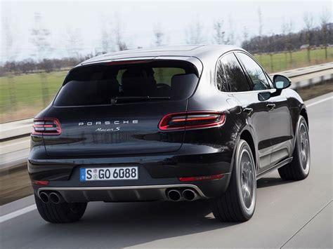Porsche Macan Diesel by Porsche Macan S Diesel 2018