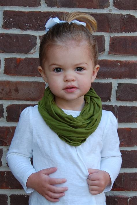 additional colors toddler infinity scarf