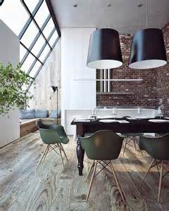 Industrial Dining Room Copy The Look Comedor De Estilo Industrial Industrial