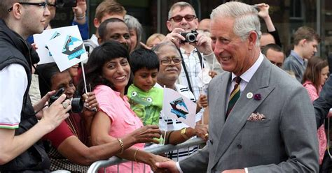where does prince charles live prince charles jokes about slow arrival of his first