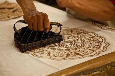 Batik Cap begini cara membedakan batik tulis cap dan printing