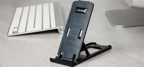 smartphone stand for desk olixar portable multi angle smartphone desk stand
