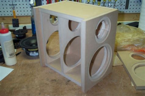 pdf diy bookshelf speaker design diy bookcase