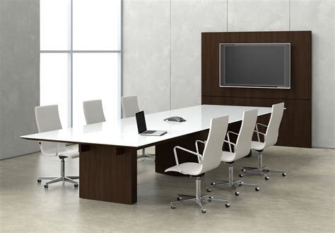 room and board desk impress board members with these five modern conference room designs modern office furniture