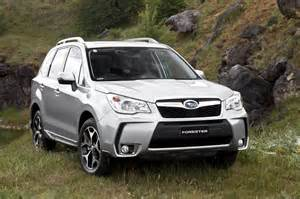 Subaru Forester Premium 2013 Subaru Forester Xt Gets 2 0t On Sale From 43 490