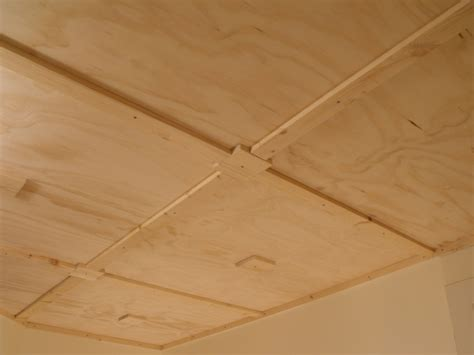 Installing Ceiling Battens by Don Oystryk Removable Panel Batten Basement Ceiling