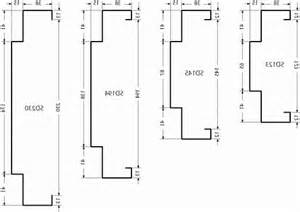 4 pictures of the measure of steel door frame sizes