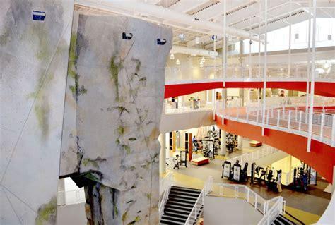 au recreation wellness center nears completion auburn