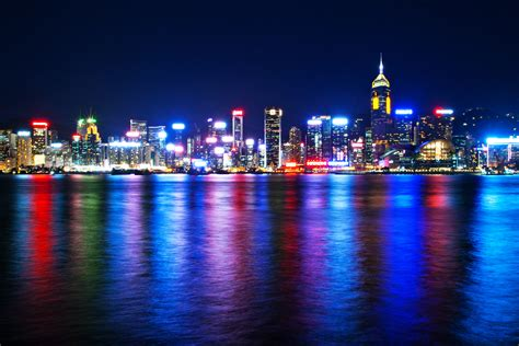 city of chicago light locations hong kong 4k ultra hd fondo de pantalla and fondo de