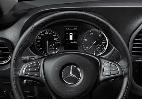 mercedes vito interior mercedes reveals 2014 vito machinespider com