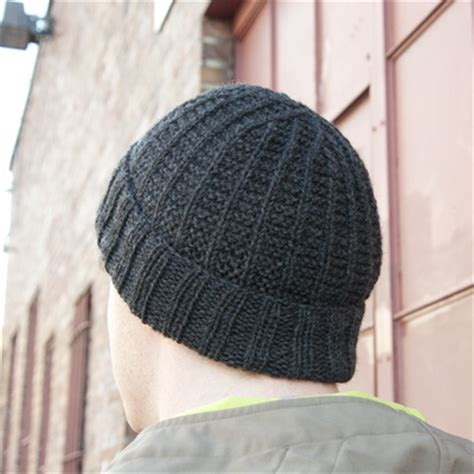 how to knit easy how to knit an easy beanie