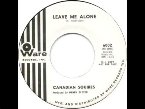 libro leave me alone canadian squires leave me alone youtube