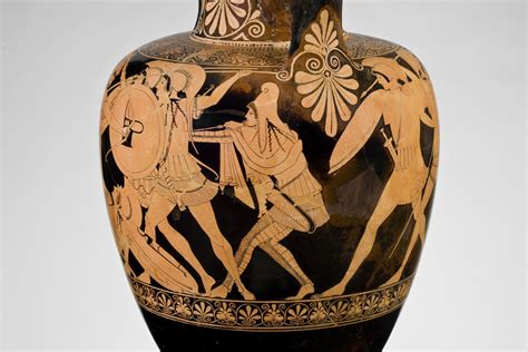 Athenian Vase Painting by The Berlin Painter And His World Athenian Vase Painting