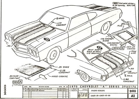 70 chevelle engine wiring harness diagram get free image