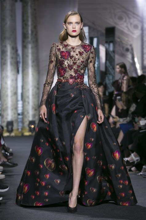 2016 New Autumn And Winter - elie saab couture fall winter 2016 nowfashion