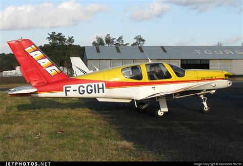 Amaury De La Grange by F Ggih Socata Tb 20 Ecole De Pilotage Amaury