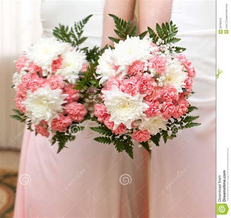 mazzo di fiori per sposa mazzo di nozze dei fiori per la sposa fotografia stock