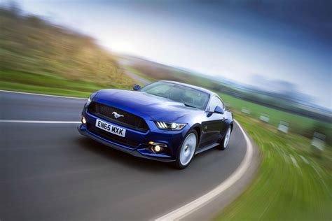 mustang facts top 5 facts about the 2016 ford mustang carwitter
