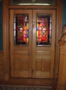 Stained Glass Front Doors Original Stained Glass Doors