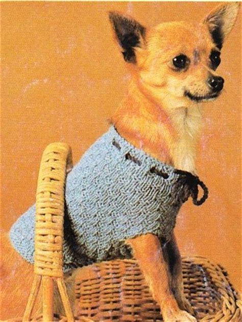 dog coat pattern for chihuahua dog coat chihuahua 5ply dog coat knitting pattern ebay