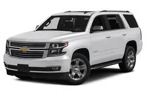 Chevrolet Thaoe New 2016 Chevrolet Tahoe Price Photos Reviews Safety