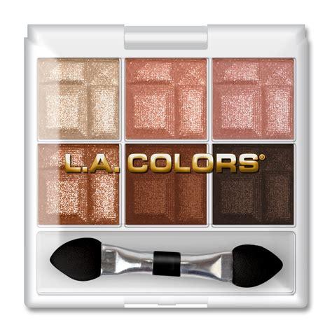 la colors eyeshadow palette la colors 6 colors eyeshadow ebay