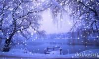 Download Free WinterScenes Snow Screensaver