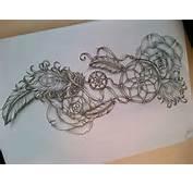 Dreamcatcher Tattoo Design Attrappe Reve By Tattoosuzette On